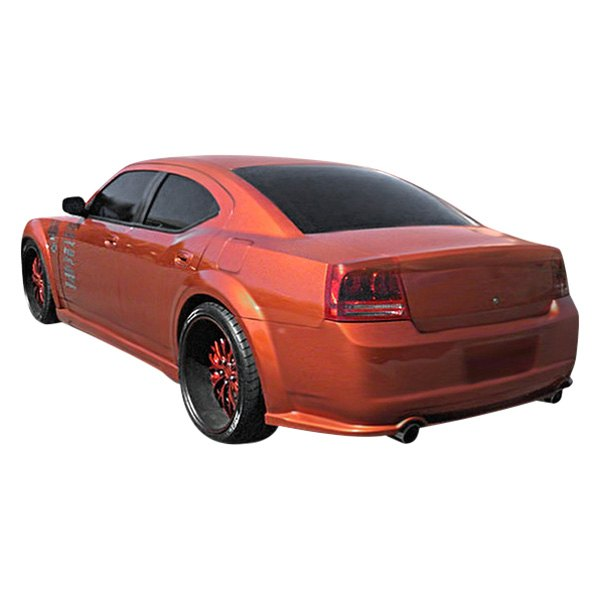 couture dodge charger base srt8 2006 2007 luxe style wide body kit. Cars Review. Best American Auto & Cars Review