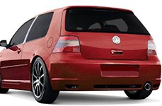 Couture® - R32 Body Kit on Volkswagen Golf