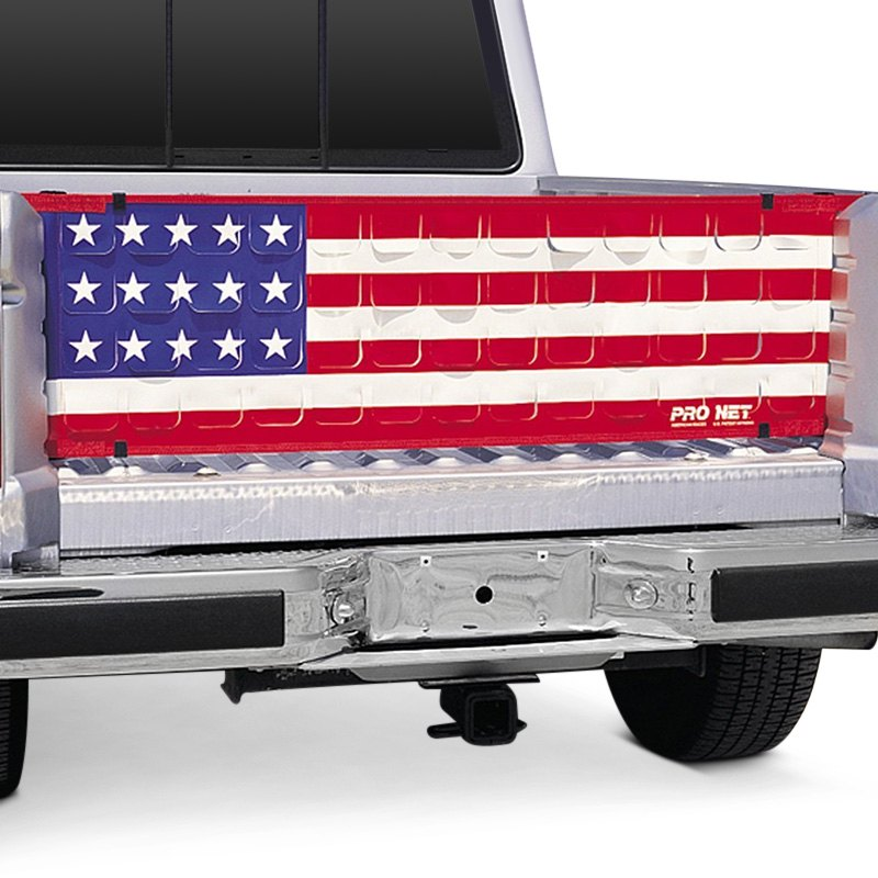 SilveradoSierra.com • Collection of durable tail gate nets ...