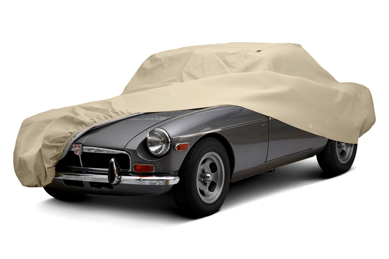 Custom Outdoor Car Covers