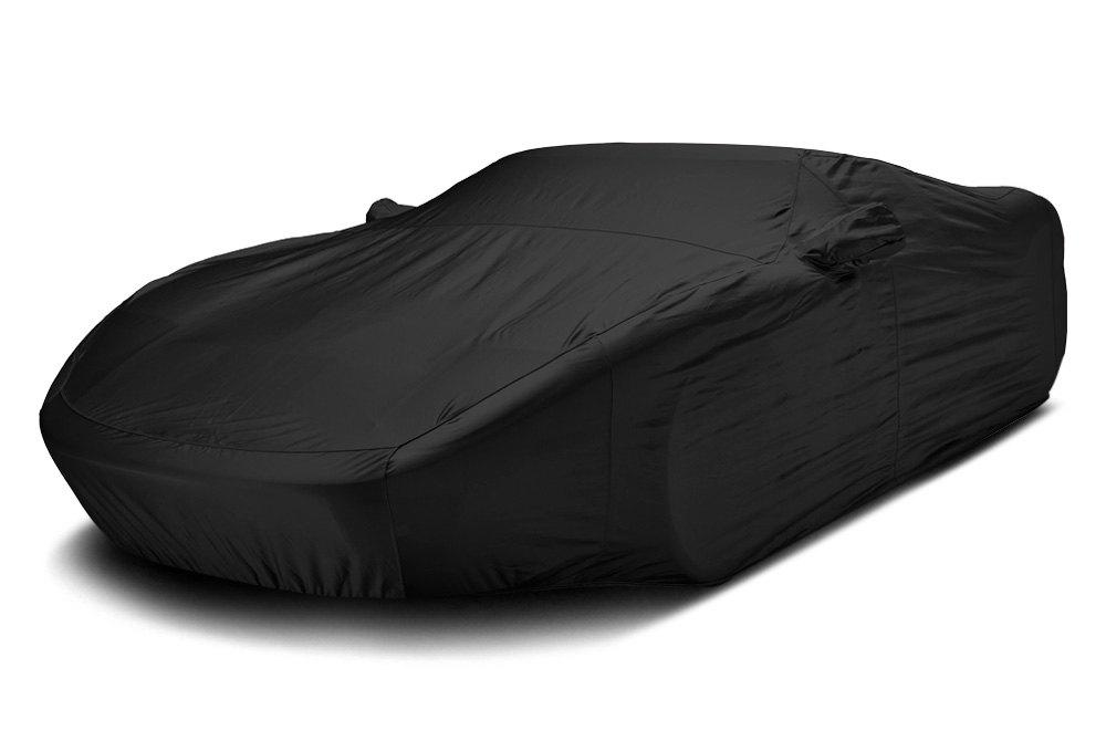 Covercraft FS16452F5 Black Custom Fit Car Covers Fleeced Satin FS16453F5