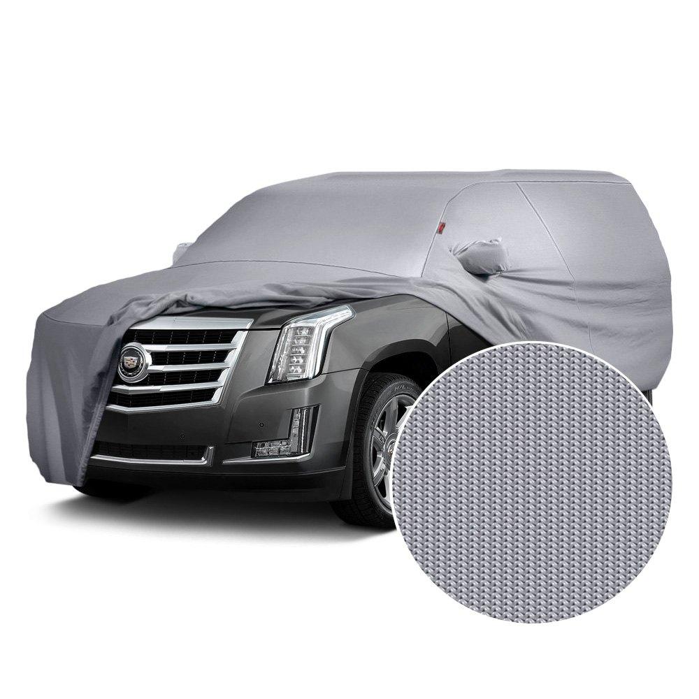 Covercraft® - Form-Fit™ Silver Gray Custom Car Cover