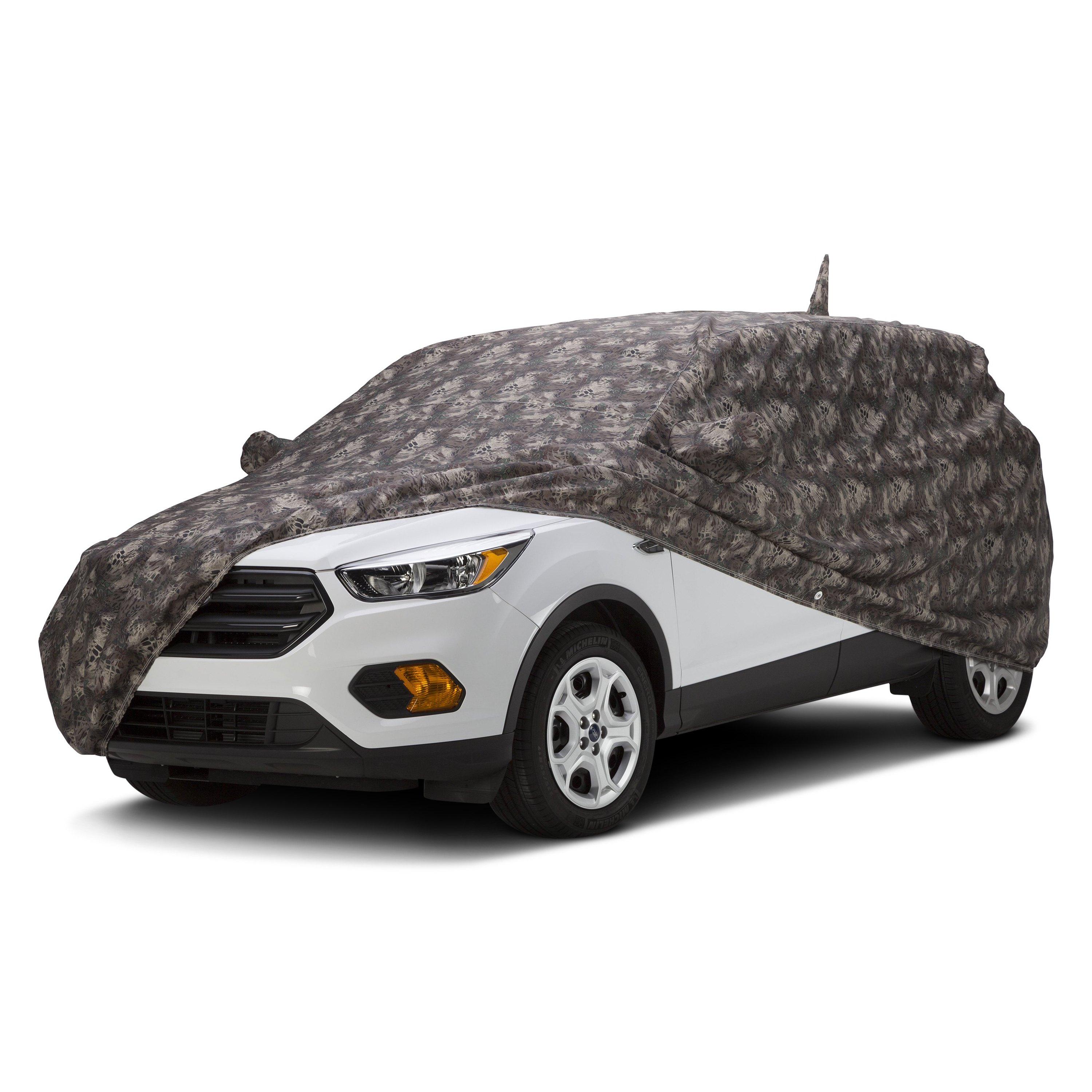Ford Kuga Car Cover Breathable UV Protect Indoor Outdoor