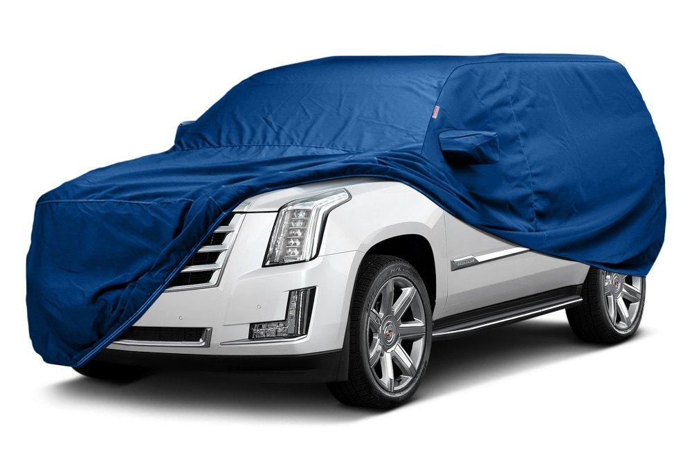 Covercraft Custom Fit Sunbrella Series Car Cover Sky Blue C17107D2