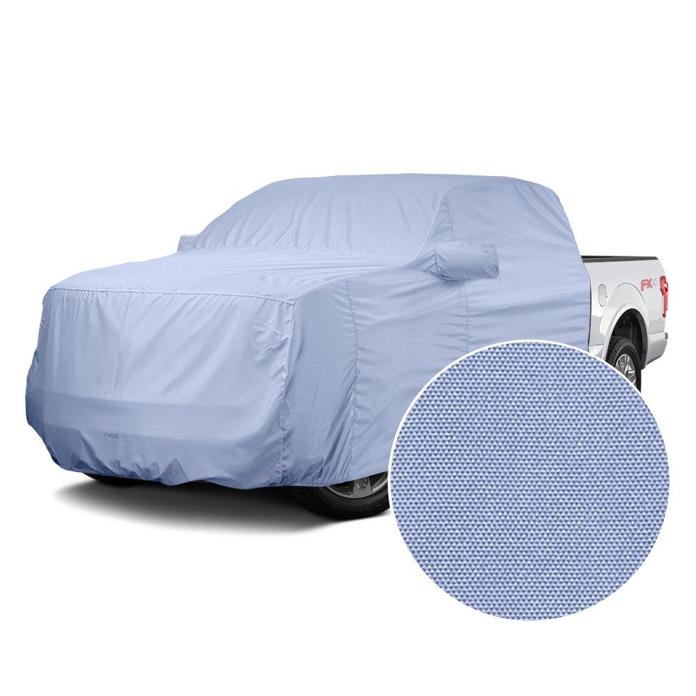 Covercraft Custom Fit Sunbrella Series Pickup Cab Area Cover Sky Blue
