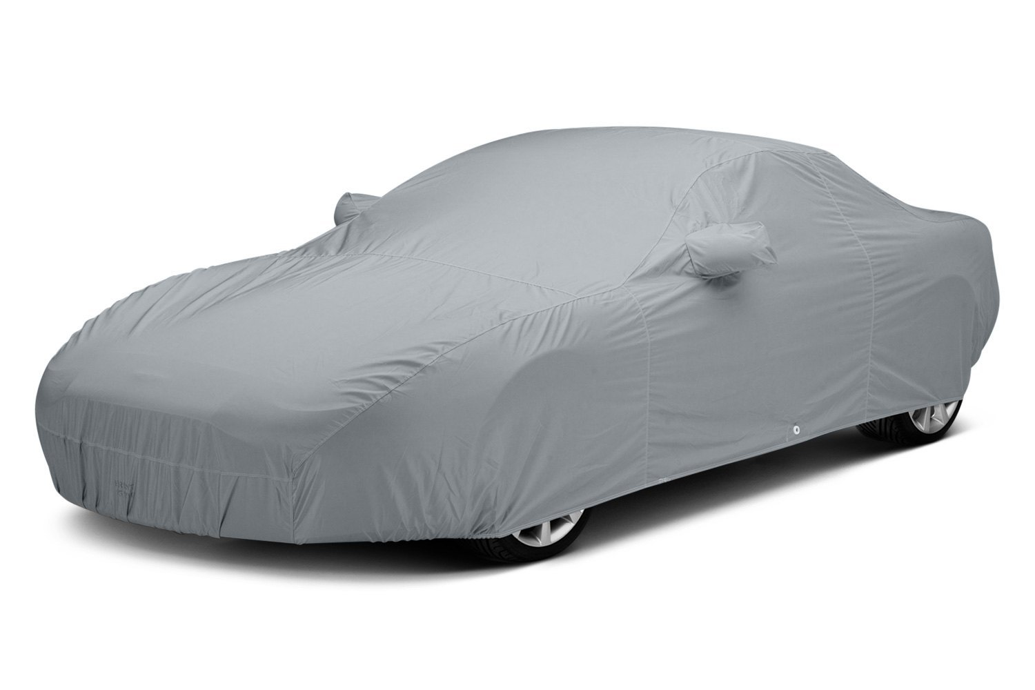 Black FS11148F5 Covercraft Custom Fit Car Cover for Select Packard 120 C Models Fleeced Satin