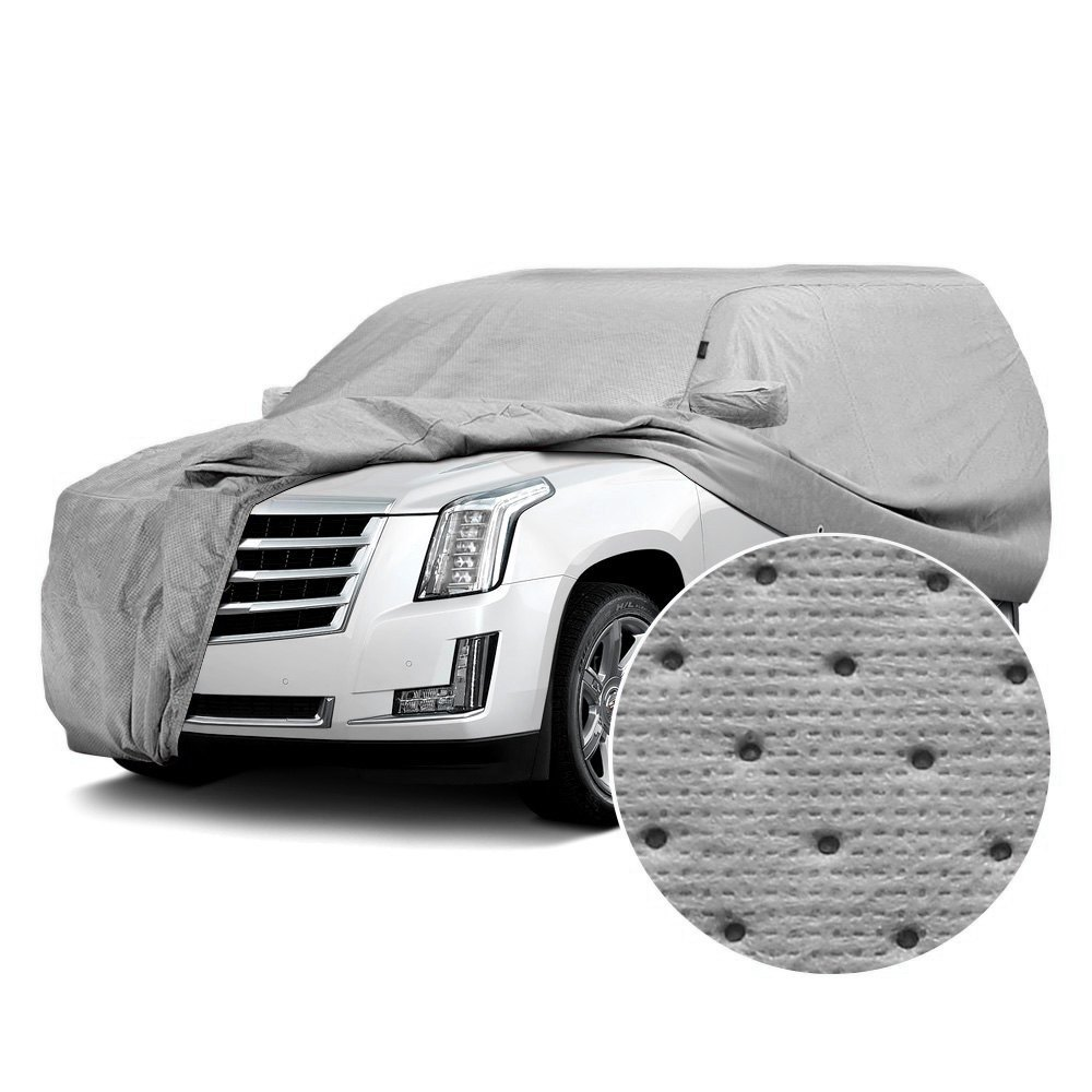 Taupe C10056TS Covercraft Custom Fit Dustop TechSoft Series Car Cover