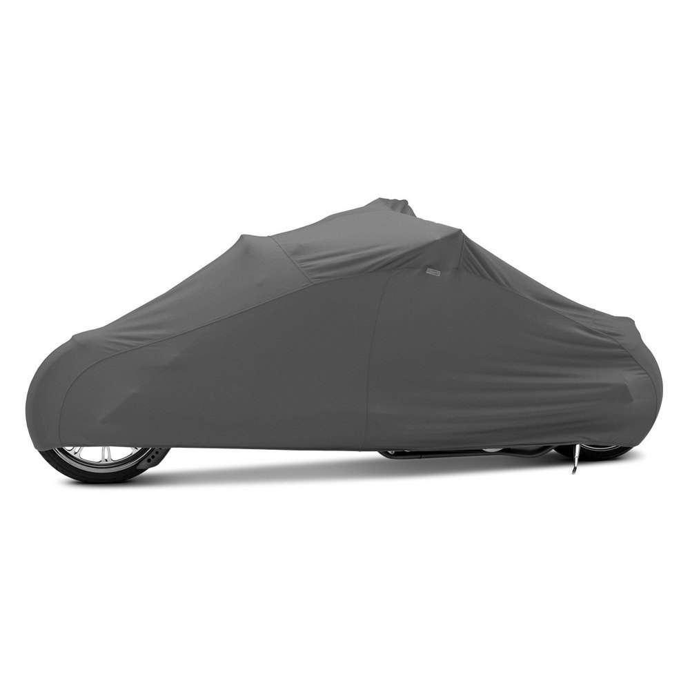 Covercraft Xf007fg Silver Gray Form Fit Motorcycle Cover