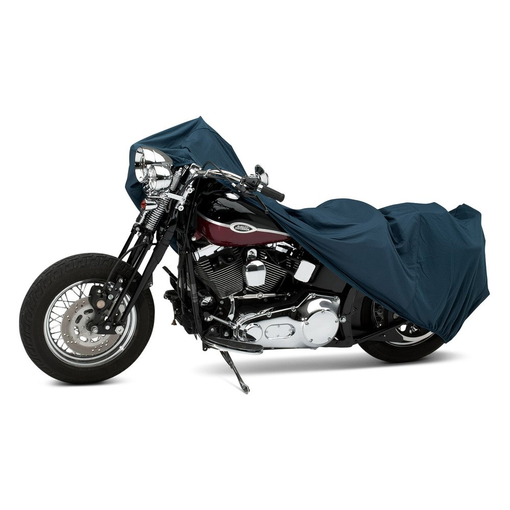 Covercraft Xf001fb Black Form Fit Motorcycle Cover