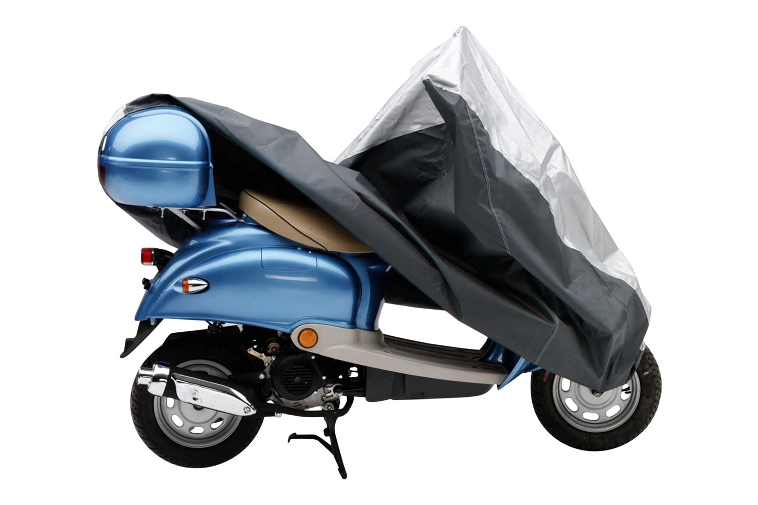 Covercraft Silver Ready Fit Scooter Cover