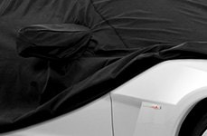 Covercraft® - Black Form-Fit™ Custom Car Cover