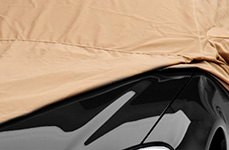 Covercraft® - Sunbrella™ Custom Toast Car Cover