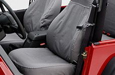Covercraft® - Grey Seat Cover