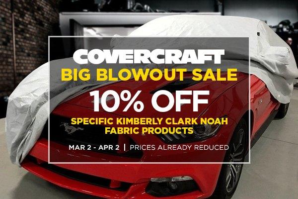 Covercraft discount coupon