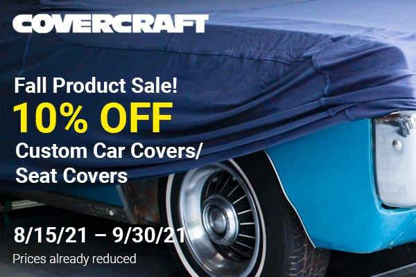 Covercraft Promo