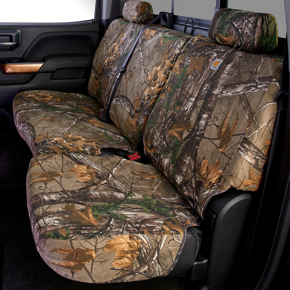 carhartt camo seatsaver front