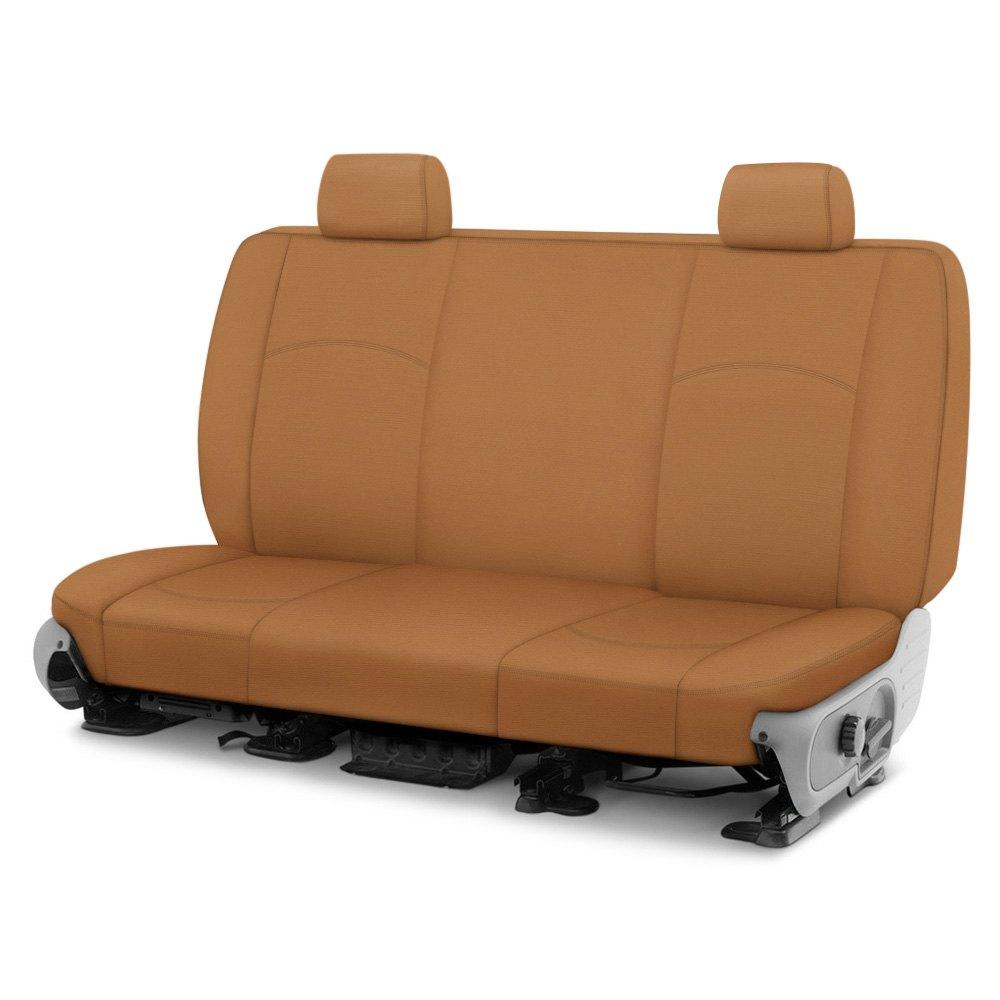 Covercraft SSC2412CABN Seat Cover Carhartt Brown