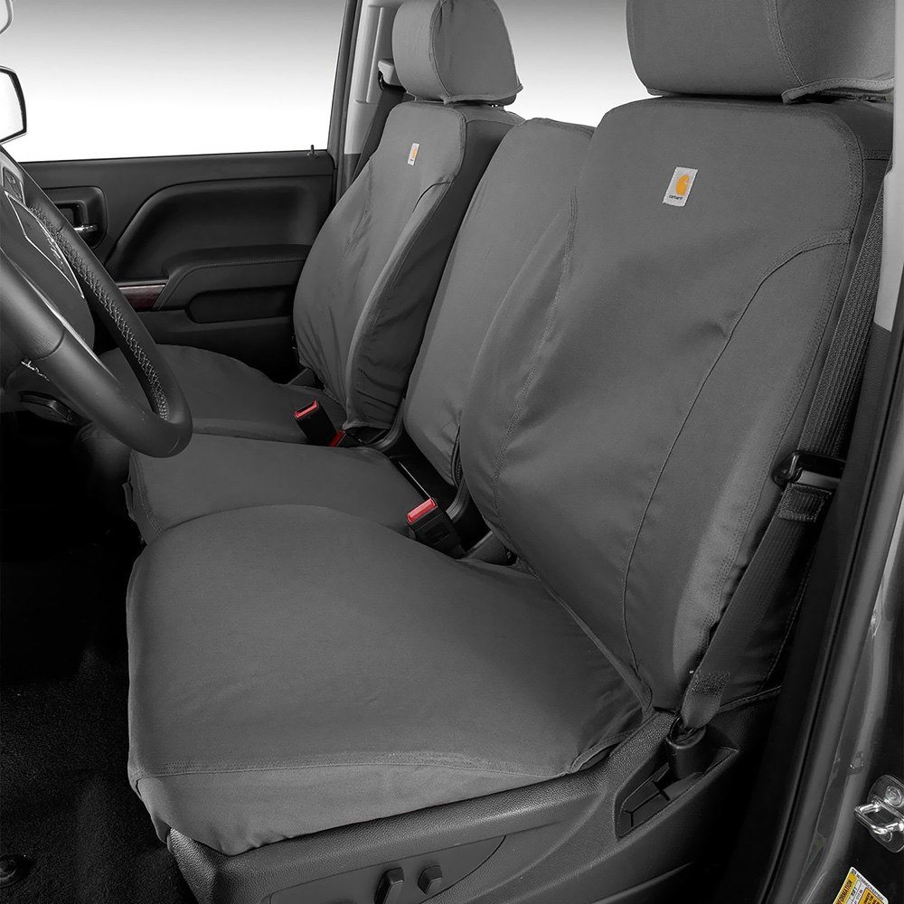 carhartt-seatsaver-gravel-seat-protectors-3 Carhartt Duck Weave Seat Covers