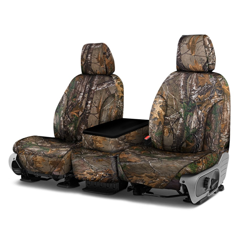 Real Tree Seat Covers