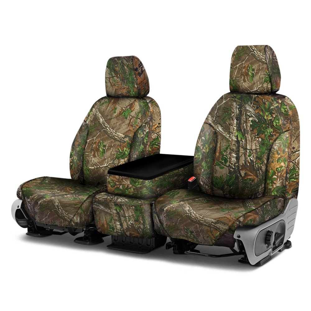 White Camo Car Seat Covers Velcromag
