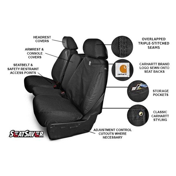 Carhartt Car Seat Covers