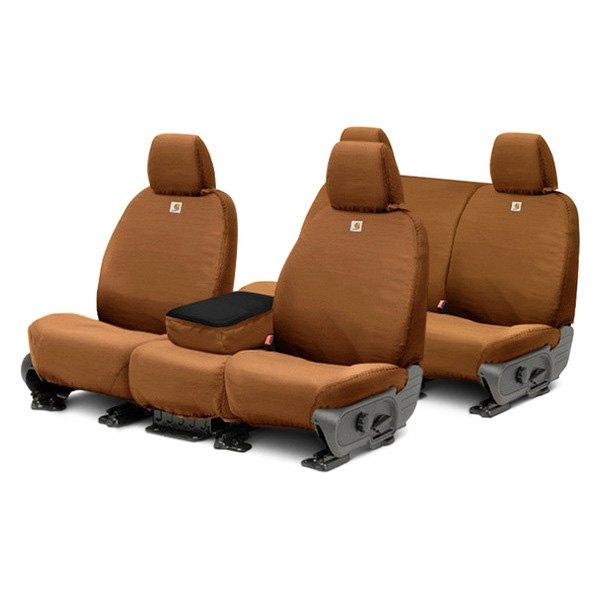 Seat Covers For Trucks >> Covercraft Carhartt Seatsaver Custom Seat Protectors