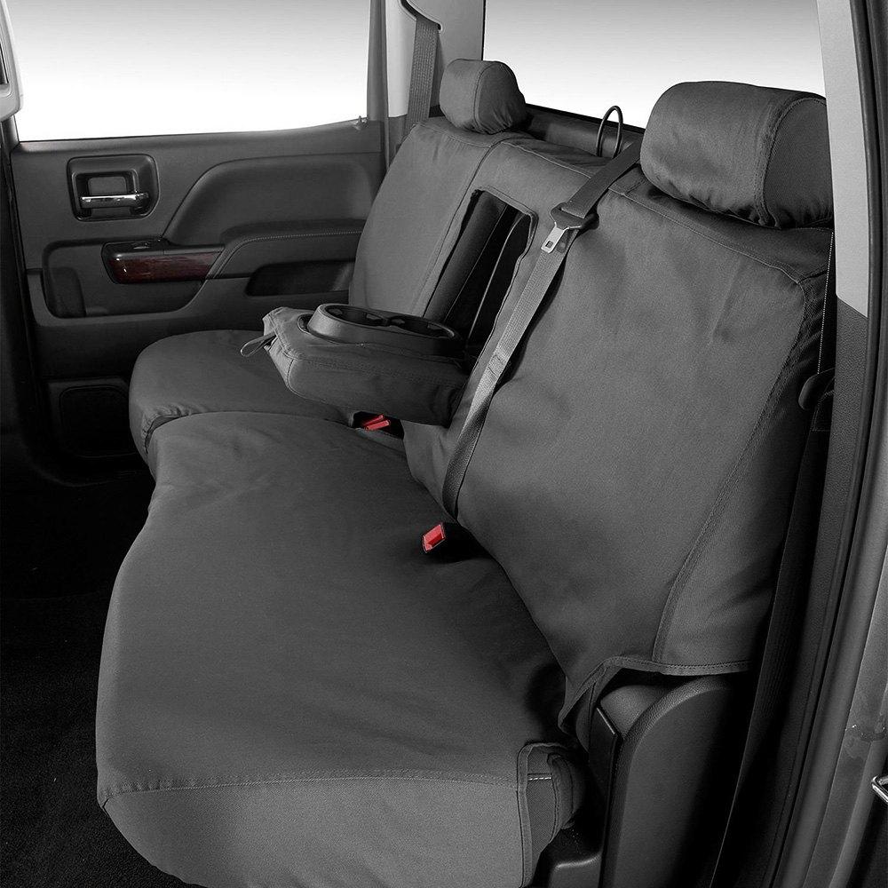 seatsaver charcoal polycotton seat covers