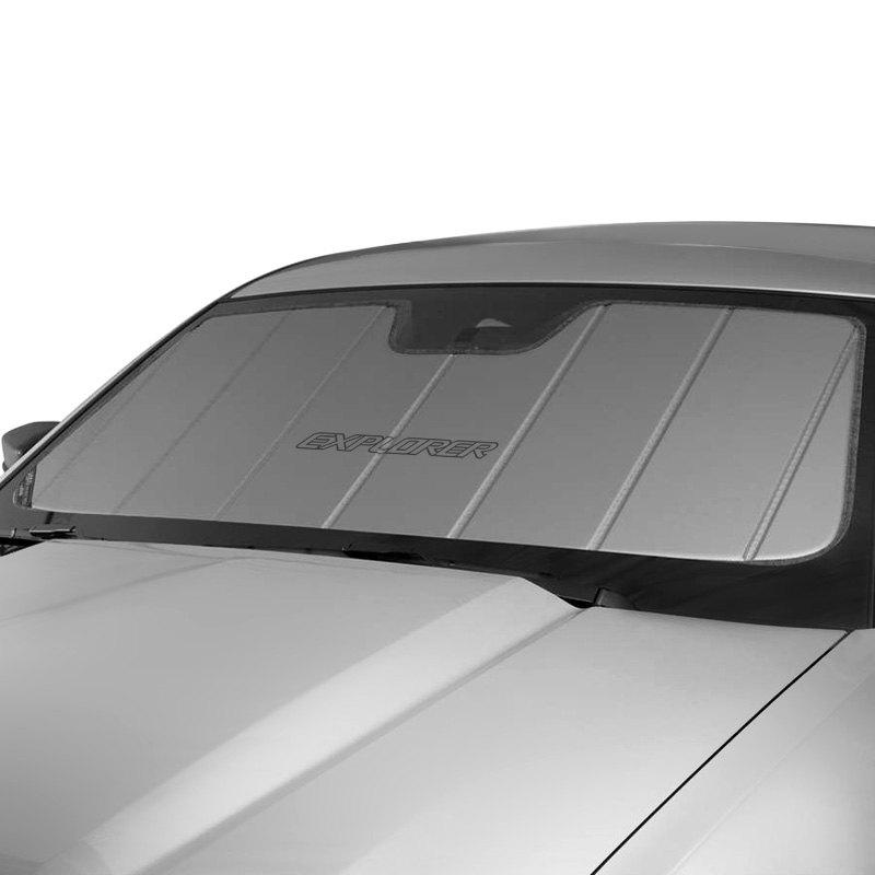 Custom Windshield Sunscreen And Sun Shade Covercraft
