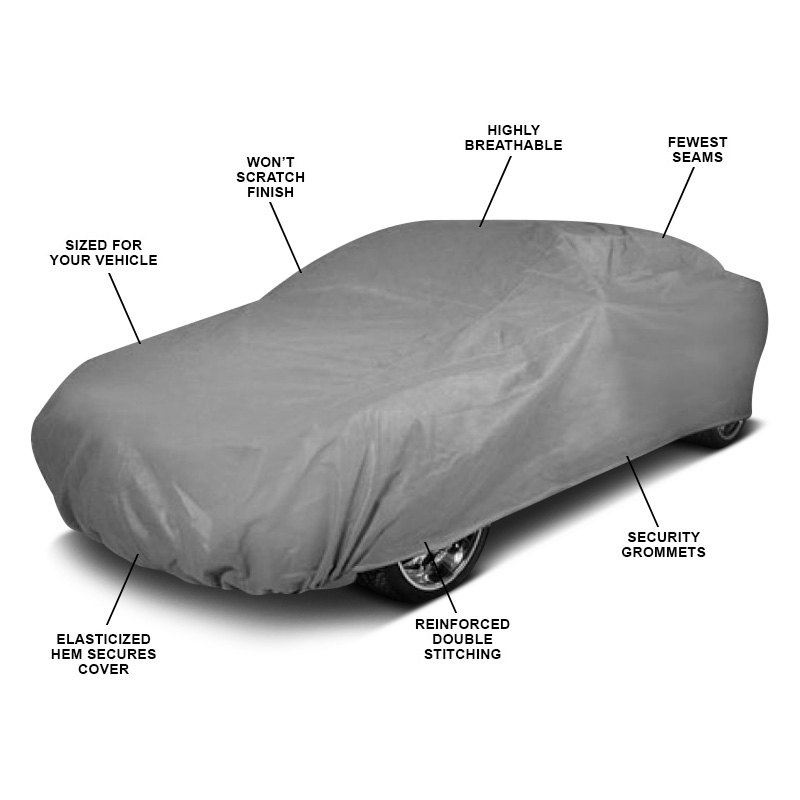 Ultimate Full Custom-Fit All Weather Protection DODGE NEON CAR COVER