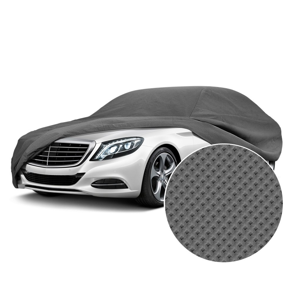 Coverking coverguard indoor gray car cover