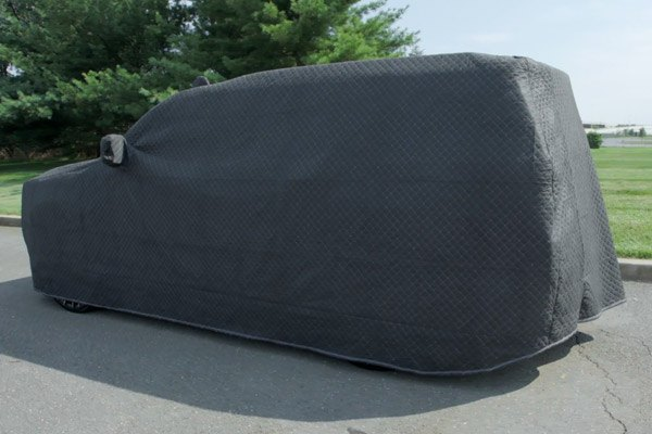 Coverking® - Moving Blanket™ Car Cover Featured 360 View