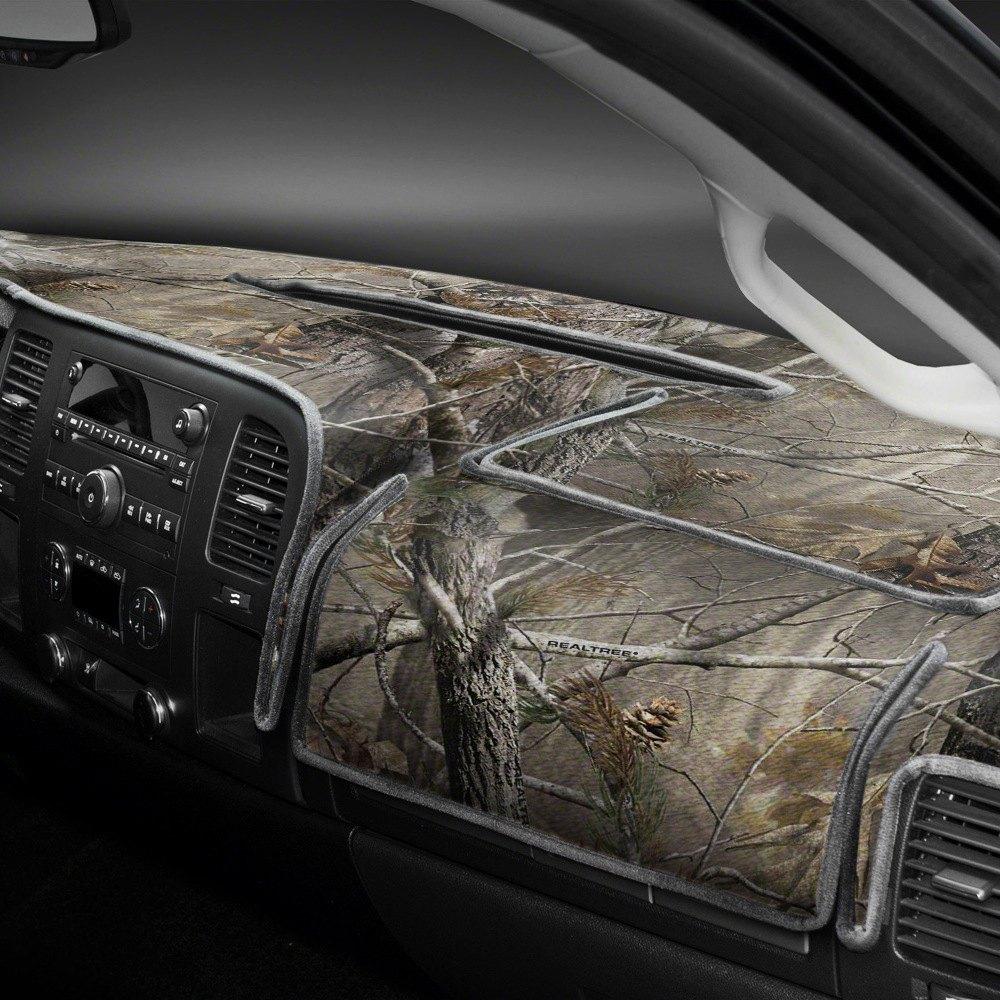 Coverking® - Realtree™ Velour Custom Dash Cover