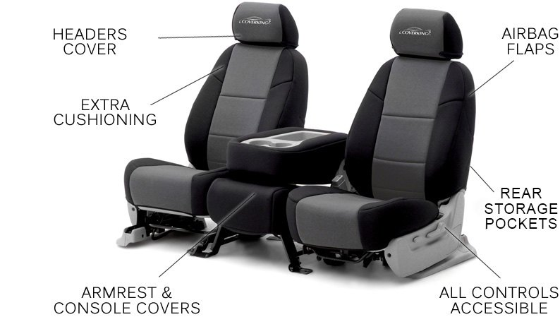 Coverking - Seat Covers