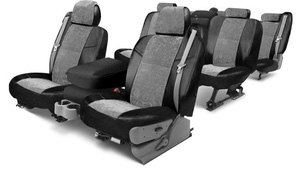 Coverking® - Alcantara Seat Covers Materials