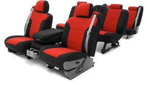 Coverking® - Neosupreme Seat Covers Materials