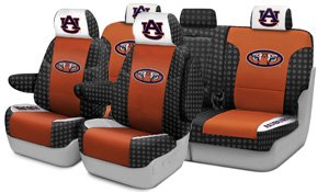 Coverking® - Collegiate Seat Covers  Materials