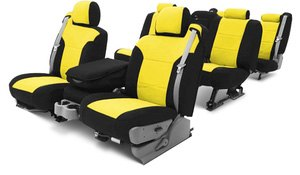 Coverking® - CR-Grade Neoprene Seat Covers Materials