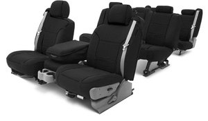 Coverking® - Ballistic Seat Covers Materials