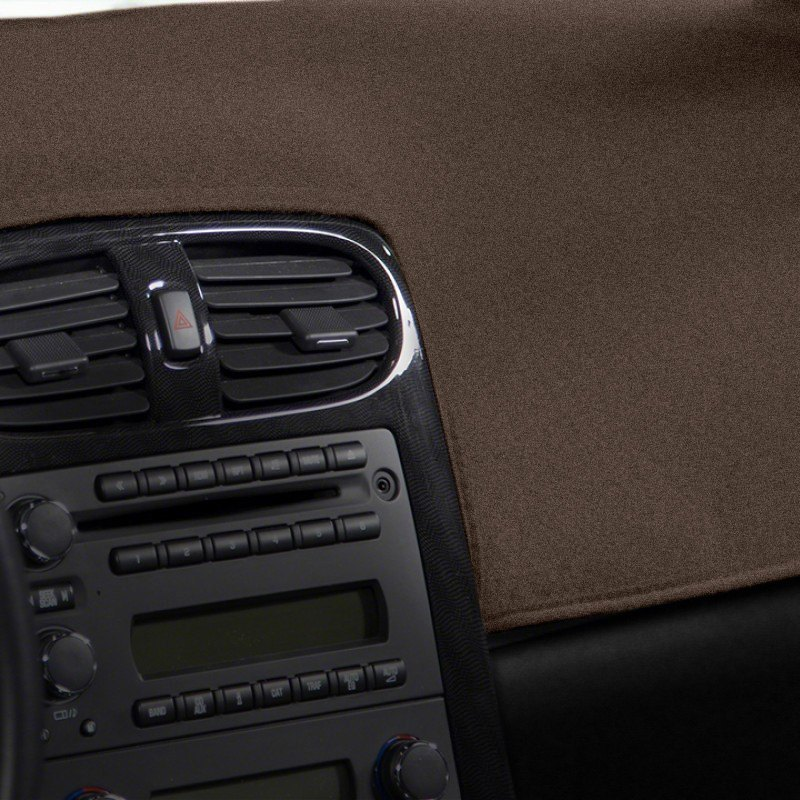 Covercraft Custom Fit Dash Cover for Select Cadillac SRX Models 1877-00-82 Soft Foss Fibre Carpet Taupe