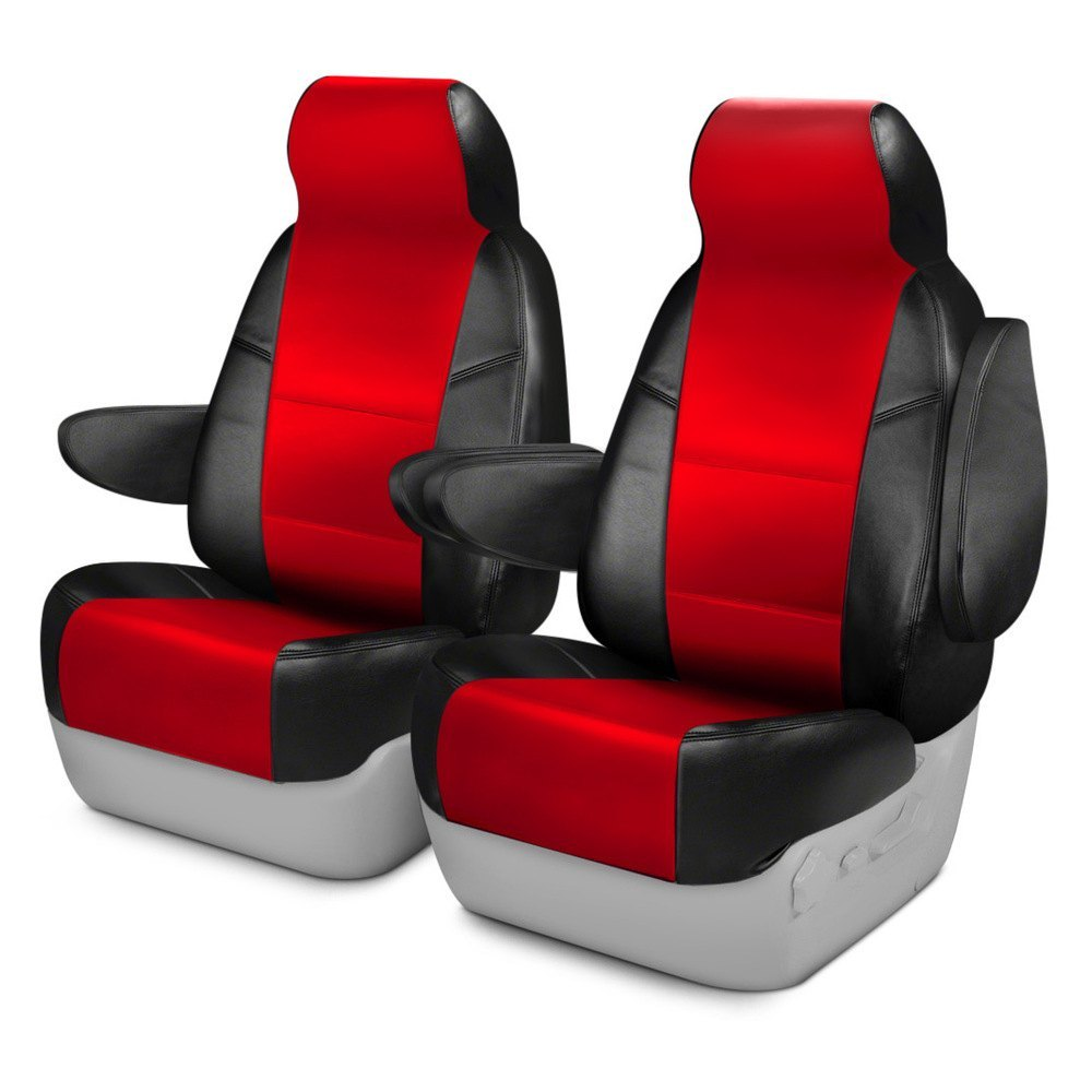 Leatherette 1st Row Custom Seat CoversCoverkingR