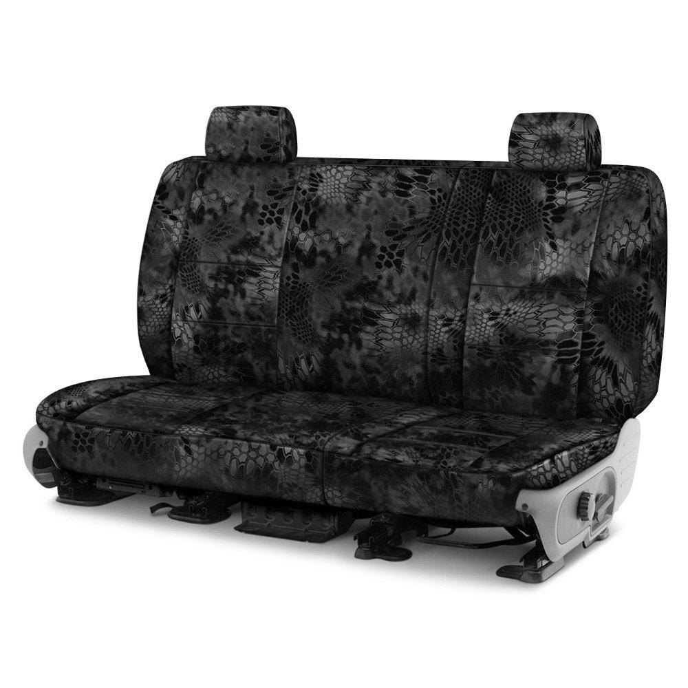 Incredible Coverking Csckt06Fd9817 Kryptek 2Nd Row Camo Typhon Custom Seat Covers Cjindustries Chair Design For Home Cjindustriesco
