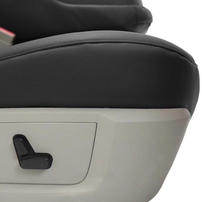 Coverking Dodge Dart 2016 Alcantara Custom Seat Covers