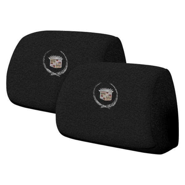 Logo Seat Covers For Cadillac