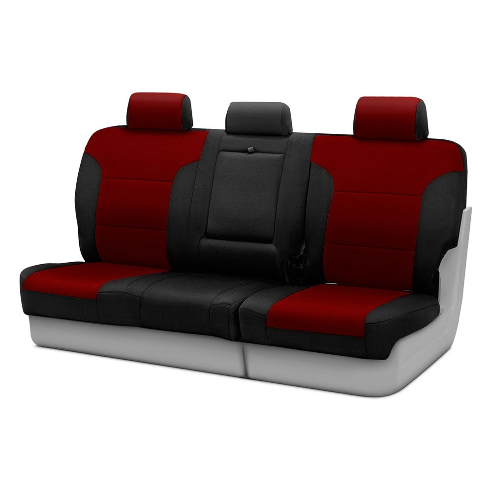 Coverking Nissan Rogue 2017 Neosupreme Custom Seat Covers