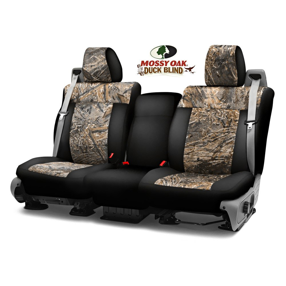 coverking ford edge 2014 mossy oak camo custom seat covers. Black Bedroom Furniture Sets. Home Design Ideas
