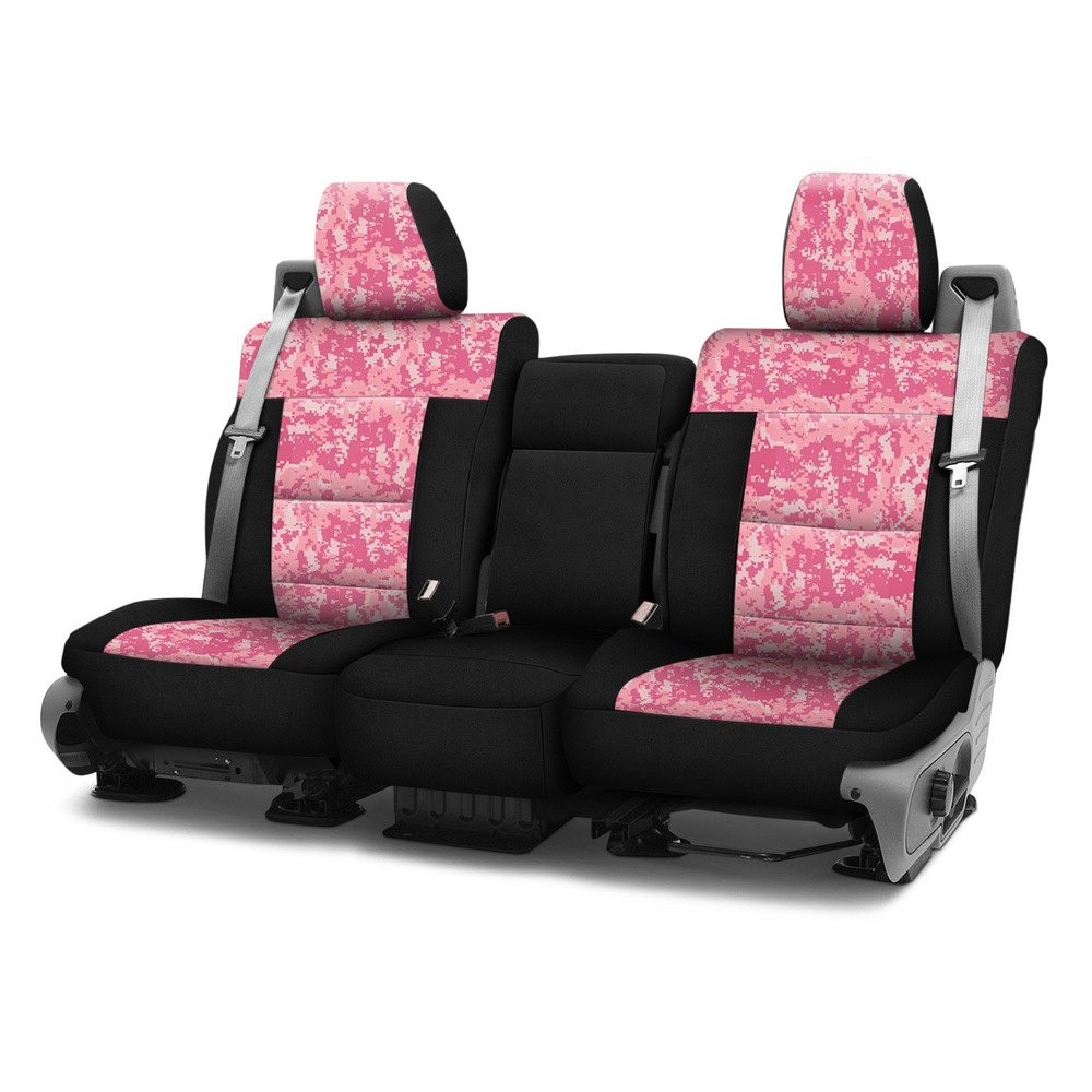 Coverking 174 Csc2pd22ch8013 Digital 2nd Row Camo Pink