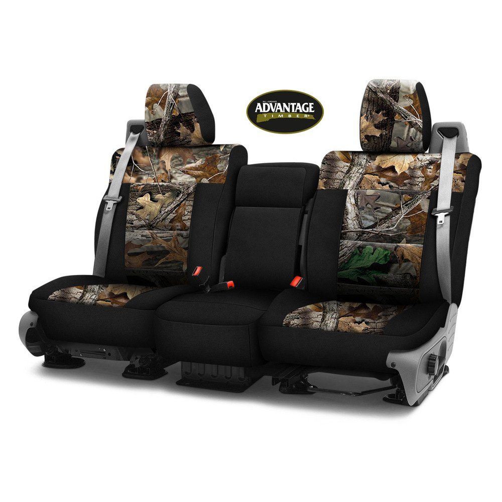 Coverking 174 Dodge Ram 2016 Realtree Camo Custom Seat Covers