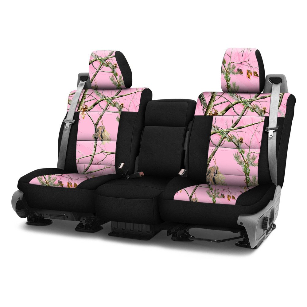 Coverking 174 Csc2rt07dg9509 Realtree 2nd Row Camo Ap Pink