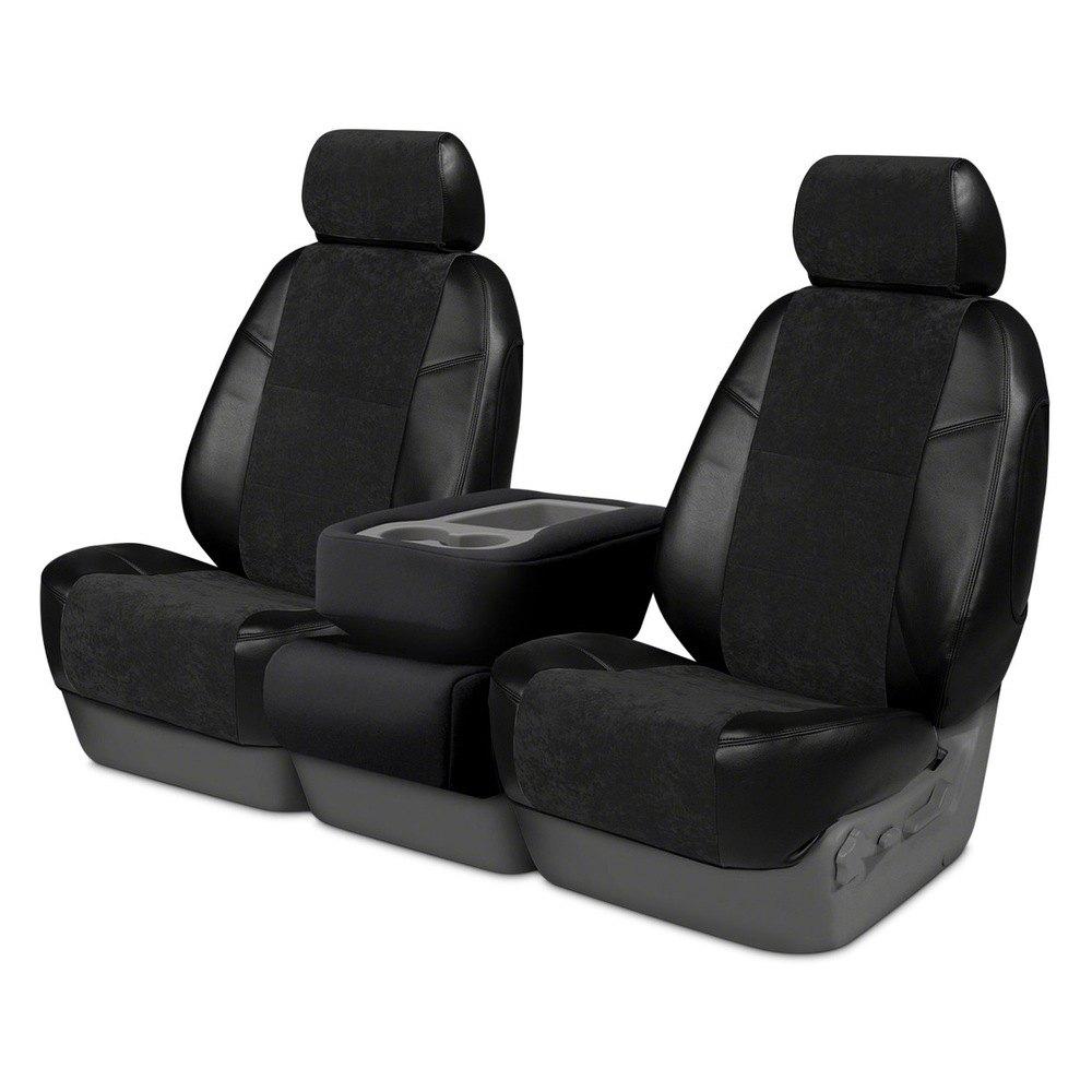 coverking nissan pathfinder 2017 alcantara custom seat covers. Black Bedroom Furniture Sets. Home Design Ideas