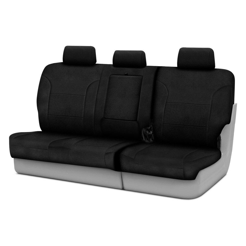 coverking toyota highlander 2017 suede custom seat covers. Black Bedroom Furniture Sets. Home Design Ideas